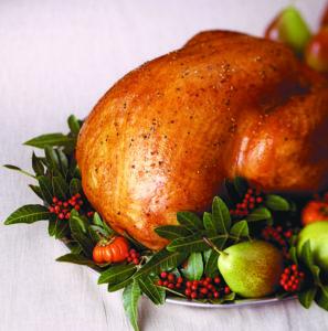 DTR Turkey on Platter 9-07 copy