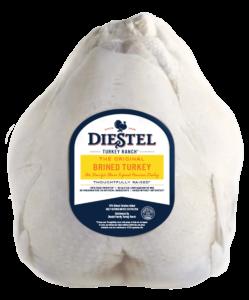 Original Brined Whole Turkey