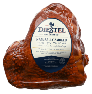 Naturally Smoked Turkey Thigh
