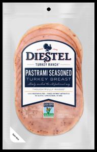 Pastrami Pre-Sliced Deli Turkey