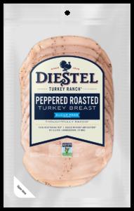 Peppered Roasted Pre-Sliced Deli Turkey