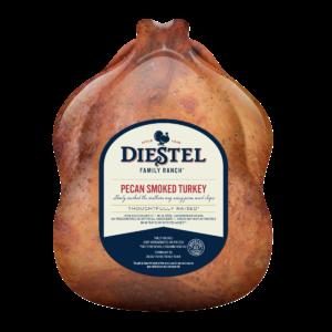 Naturally Pecan Smoked Whole Turkey