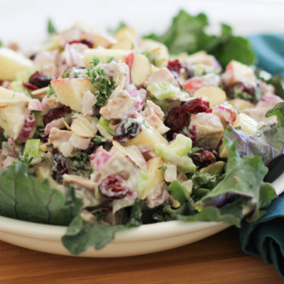 Heidi's Turkey Salad