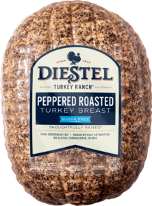 Peppered Roasted Deli Turkey