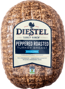 Peppered Roasted Traditional Deli Turkey