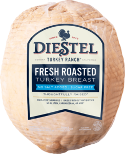 Fresh Roasted (No Salt) Deli Turkey Breast