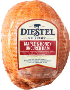 Maple-Honey Deli Ham