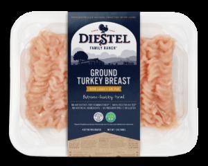 Fresh Ground Turkey Breast (99% Lean / 1% Fat)