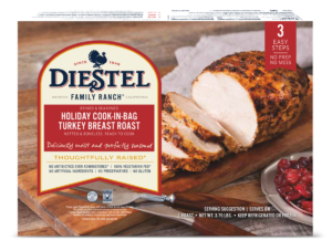 Cook-in-Bag Holiday Breast Roast