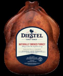 Naturally Smoked Whole Turkey