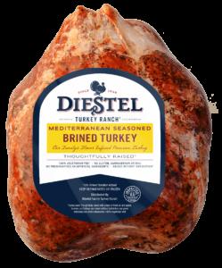 Brined Mediterranean Whole Turkey