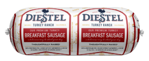 Frozen Breakfast Turkey Sausage