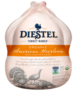 American Heirloom Whole Turkey