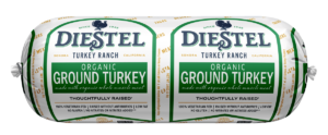 Frozen Dark Ground Turkey