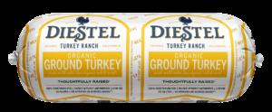 Frozen White Ground Turkey