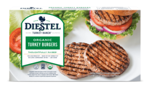 Quarter Pound Frozen Turkey Burgers