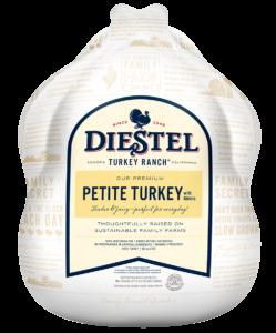 Petite Whole Turkey