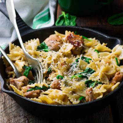 DFR-spinach-feta-pine-nut-turkey-sausage-links-lifestyle