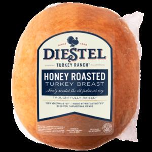 Honey Roasted Traditional Deli Turkey Breast