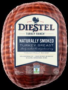 Naturally Smoked Traditional Deli Turkey Breast