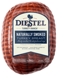 Naturally Smoked Traditional Deli Turkey Breast