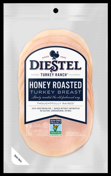 Deli_Pre-Sliced_TurkeyBreast_HoneyRoasted_NonGMO_Rendering