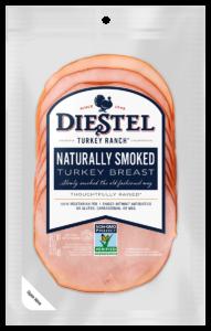 Naturally Smoked Pre-Sliced Deli Turkey