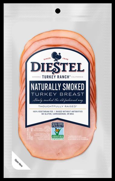 Deli_Pre-Sliced_TurkeyBreast_NaturallySmoked_NonGMO_Rendering
