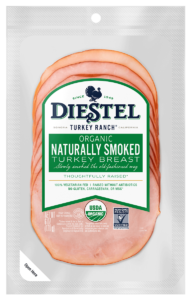 Naturally Smoked Pre-Sliced Deli Turkey
