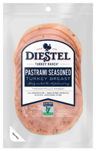Pastrami Pre-Sliced Deli Turkey