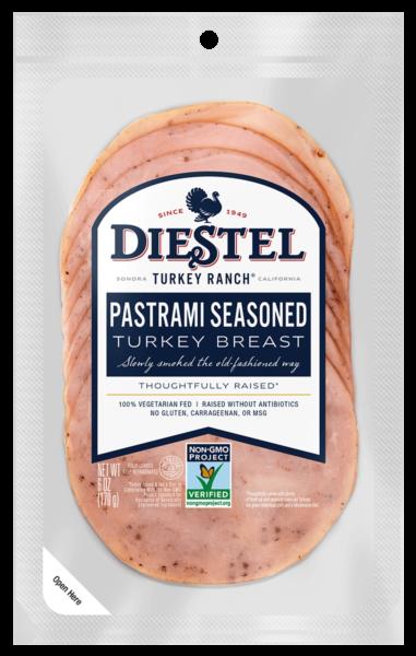 Deli_Pre-Sliced_TurkeyBreast_Pastrami_NonGMO_Rendering
