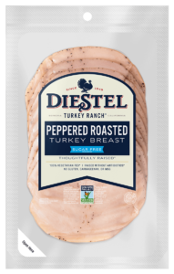Peppered Roasted Pre-Sliced Deli Turkey