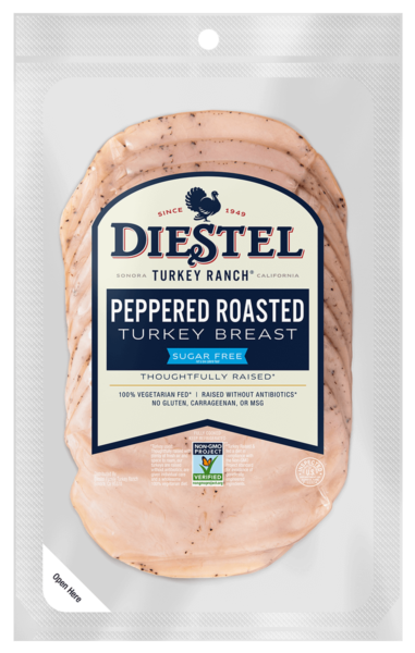 Deli_Pre-Sliced_TurkeyBreast_PepperRoasted_NonGMO_Rendering