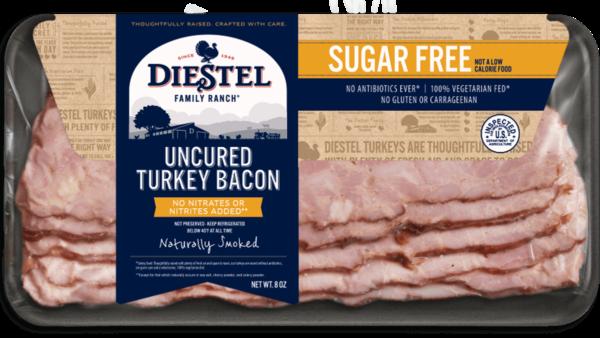 Diestel Turkey Bacon Package