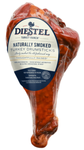 Naturally Smoked Turkey Drumstick