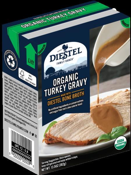 Organic Turkey Gravy